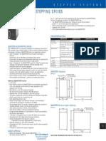 Kollmorgen Stepper Systems Specsheet