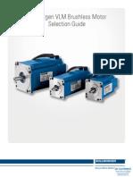 Kollmorgen VLM Selection Guide en-En RevAEISver Catalog