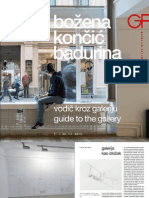 Katalog Božena Končić Badurina - vodič kroz galeriju