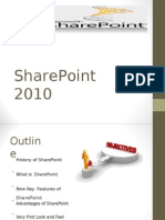01-Introduction of SharePoint
