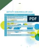 Aktiviti Kokurikulum 2015