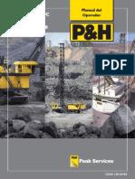 Manual P&H 4100 XPC