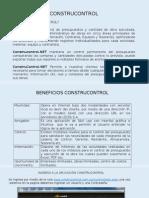 Ejercicio y Propuesta CONSTRUCONTROL.
