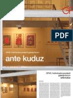 Katalog Ante Kuduz - individulane povijesti galerije forum