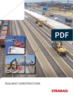 Railway Construction Manual