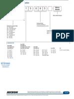Micron DuraTrue90HollowShaft Catalog