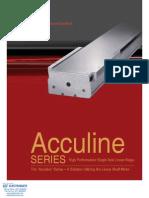 NPM Acculine Series Catalog