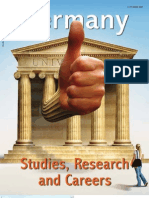 Germany - Studies, Research and Careers[1]