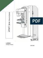 Manual do LORAD AFFINITY.PDF