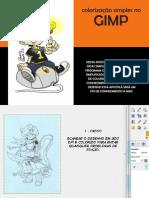Robarts Apostila 01 Colorizacao - simples no GIMP[1]