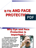LESSON #7 Eye Protection