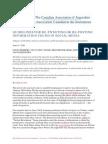 CAJ Ethics Report - Reposting and Retweeting