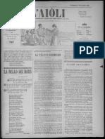 L'Aiòli. - Annado 09, n°307 (Juliet 1899)