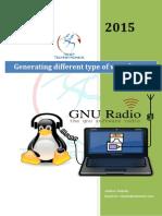 Genrating Waveforms in GNU Radio