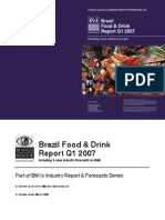 Food and Drink Brazil