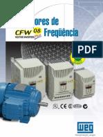 WEG - Inversores de Frequencia CFW08