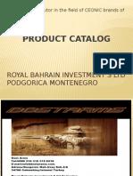 Dostarms 1 Catalog