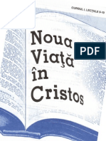 Noua Viaţă în Hristos, Curs 1, book 5/6