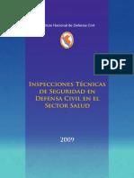 Inspecciones Técnicas de Seguridad en Defensa Civil en El Sector Salud