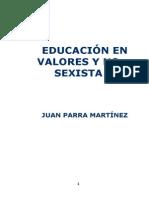 Educacion en Valores y No Sexista 4.Doc