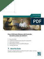 Wireless Lan Controller y Configuracion Antenas
