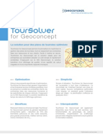 TourSolver for Geoconcept FR
