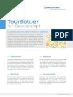 TourSolver for Geoconcept FR
