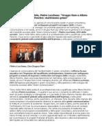 Sviluppo Sostenibile Pietro Lucchese Gruppo Rem e Albino Ponchio Matrimonio Green