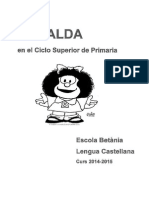 ESCOLA BETANIA Mafalda 1r trimestre