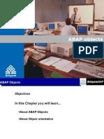 22 ABAP Objects
