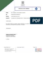 Bio-006 Caliración Termómetros y Termohigrómetros