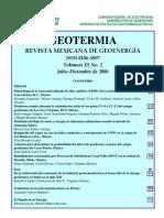 Geotermia Vol 19