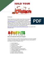 Positive Psychology for Blogging 8