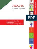 Livret d'Accueil CM ENPC 2014-2015