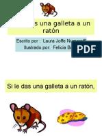 Cuento - Si Le Das Una Galleta a Un Raton
