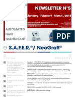 ENG - Newsletter N°5 January - February - March 2015