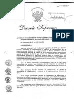 DS_031 2014 SA Reglamento Sanciones