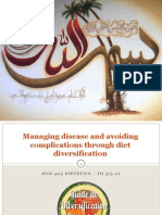 Managing Disease and Avoiding Complications Through Diet Diversification.pptx 31.10.14