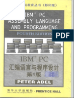Peter Abel-IBM PC Assembly Language
