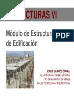 El Proyecto de Estructura