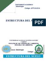 Estructura Del Suelo (Pres. 05)