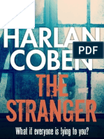 The Stranger by Harlan Coben Extract