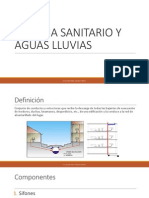 Red Sanitaria y Pluvial
