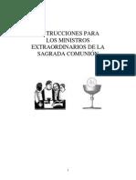 Manual Formación Ministros