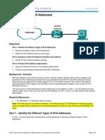 8.2.5.4 Lab - Identifying IPv6 Addresses.pdf