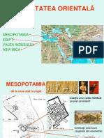 Antichitatea Orientala (1)