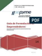 Guía de Formulación Emprendedores v3