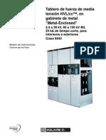 Hvlcc Metal Enclosed SCHNEIDER ELECTRIC
