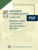Bcr Peru Reporte 2014