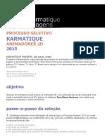 Process Ose Let Ivo Karma Tique 2015